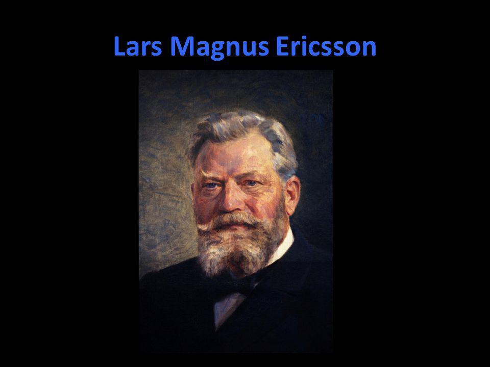 Lars Magnus Ericsson Ericsson har skapat många jobb i Sverige