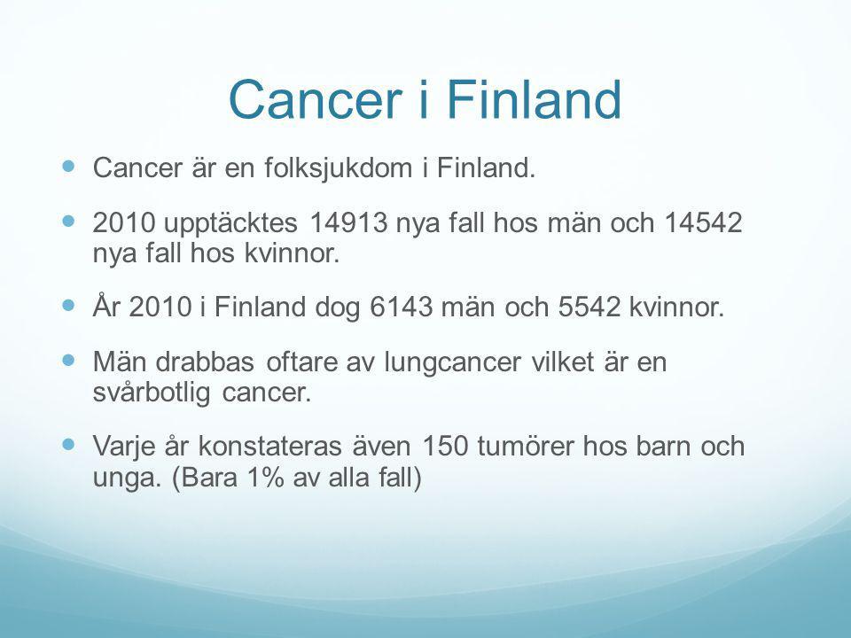 hudcancer första stadiet