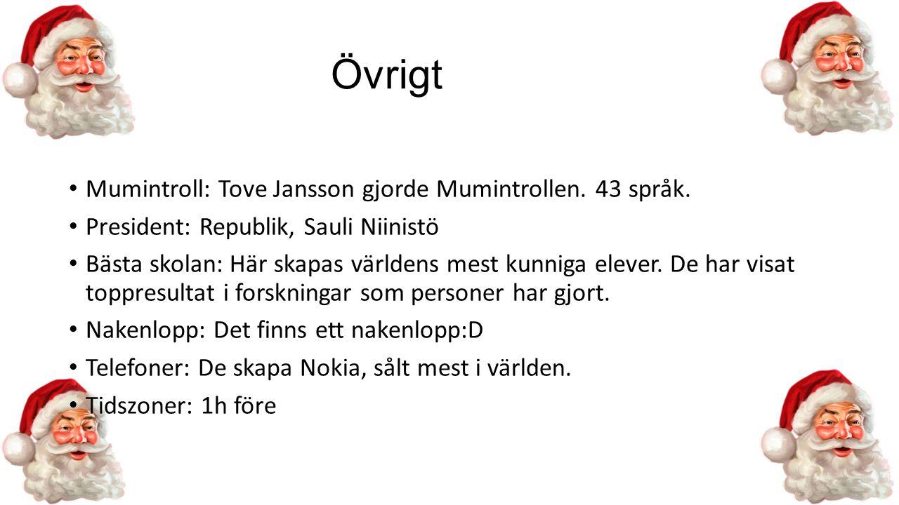 Övrigt Mumintroll: Tove Jansson gjorde Mumintrollen. 43 språk.