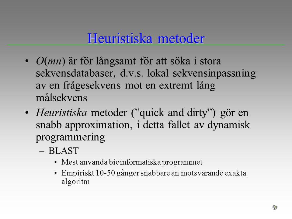 Heuristiska metoder