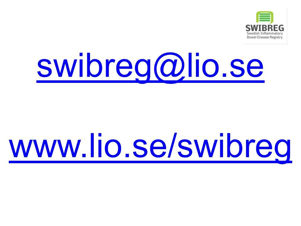 swibreg@lio.se www.lio.se/swibreg