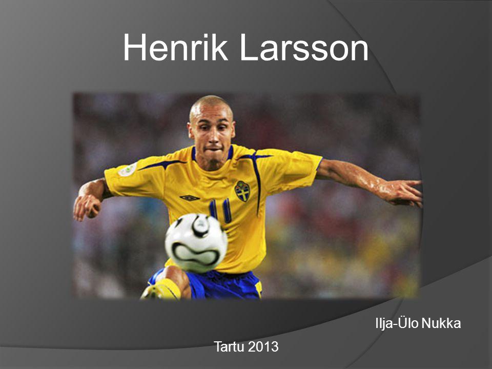 Henrik Larsson Ilja-Ülo Nukka Tartu 2013