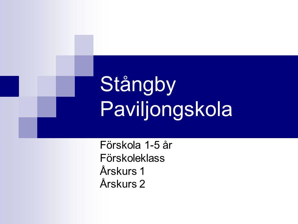 Stångby Paviljongskola