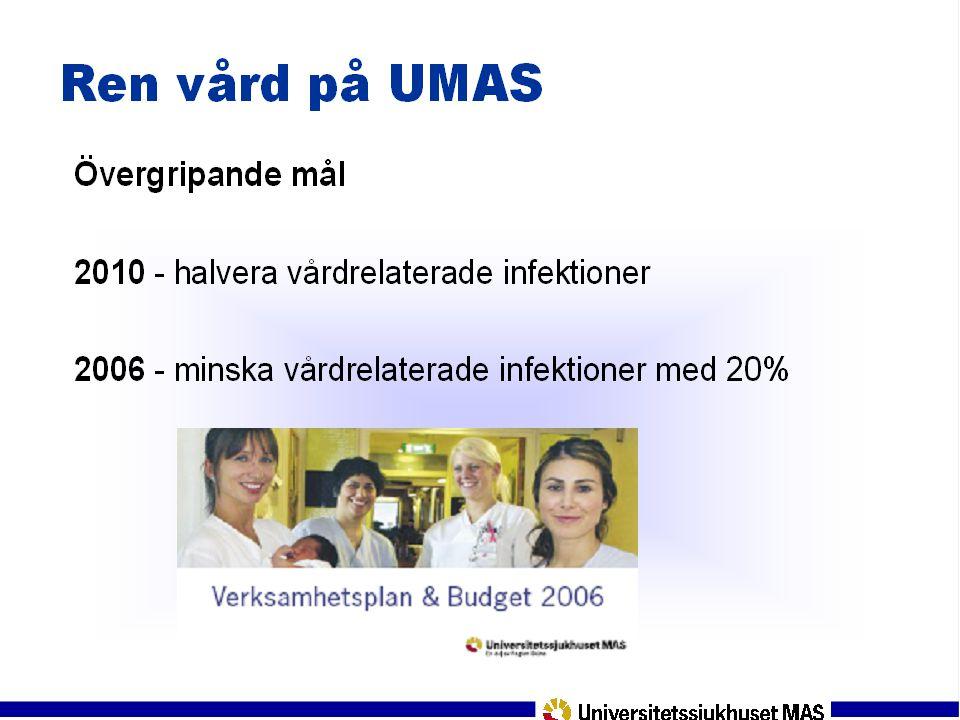 Ann-Sofie Pålsson, hygiensjuksköterska 2009-03-04