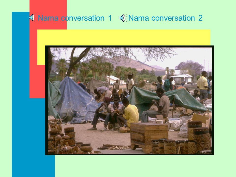 Nama conversation 1 Nama conversation 2