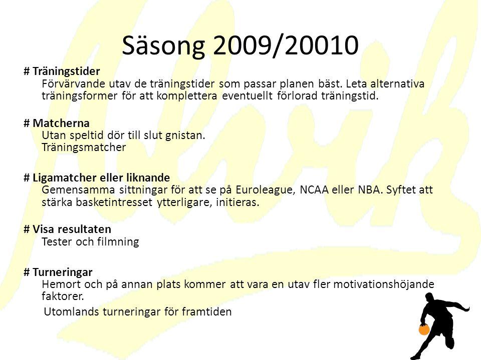 Säsong 2009/20010