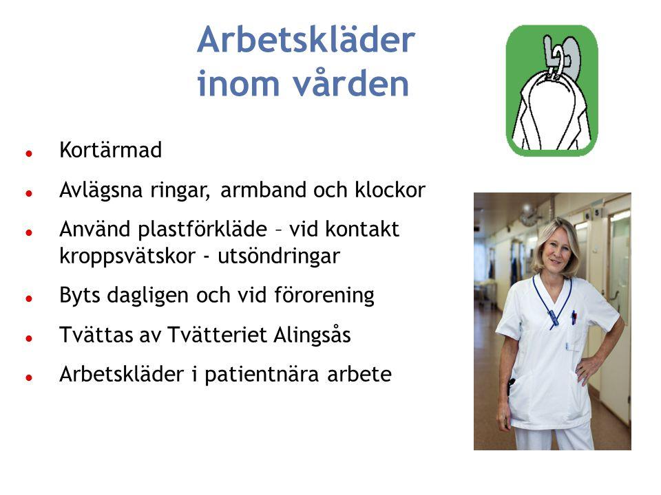 Arbetskläder inom vården