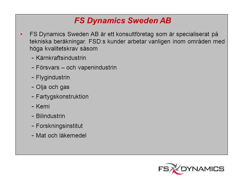FS Dynamics Sweden AB