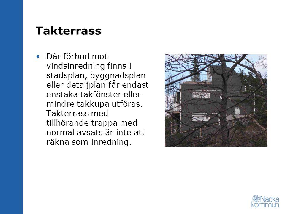 Takterrass