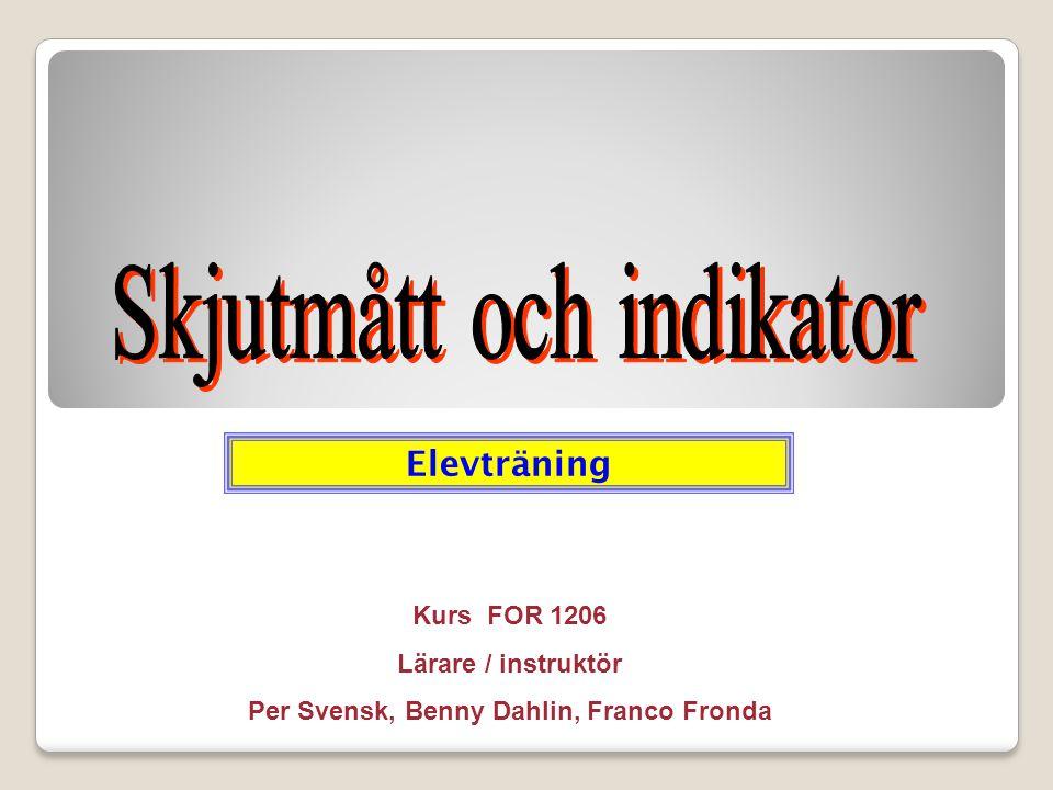 Per Svensk, Benny Dahlin, Franco Fronda