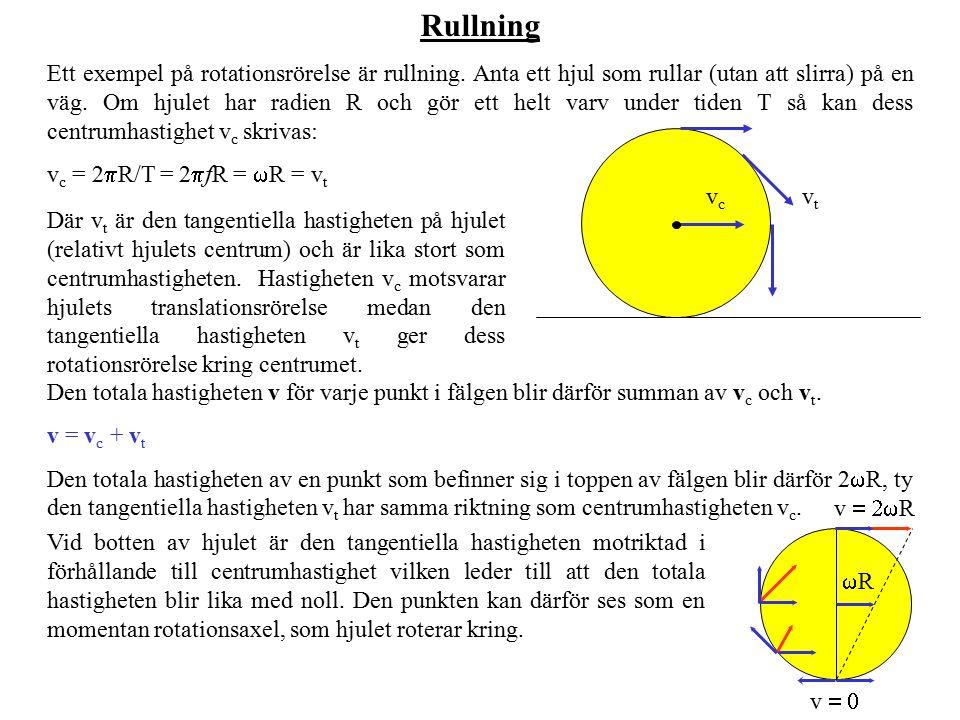 Rullning