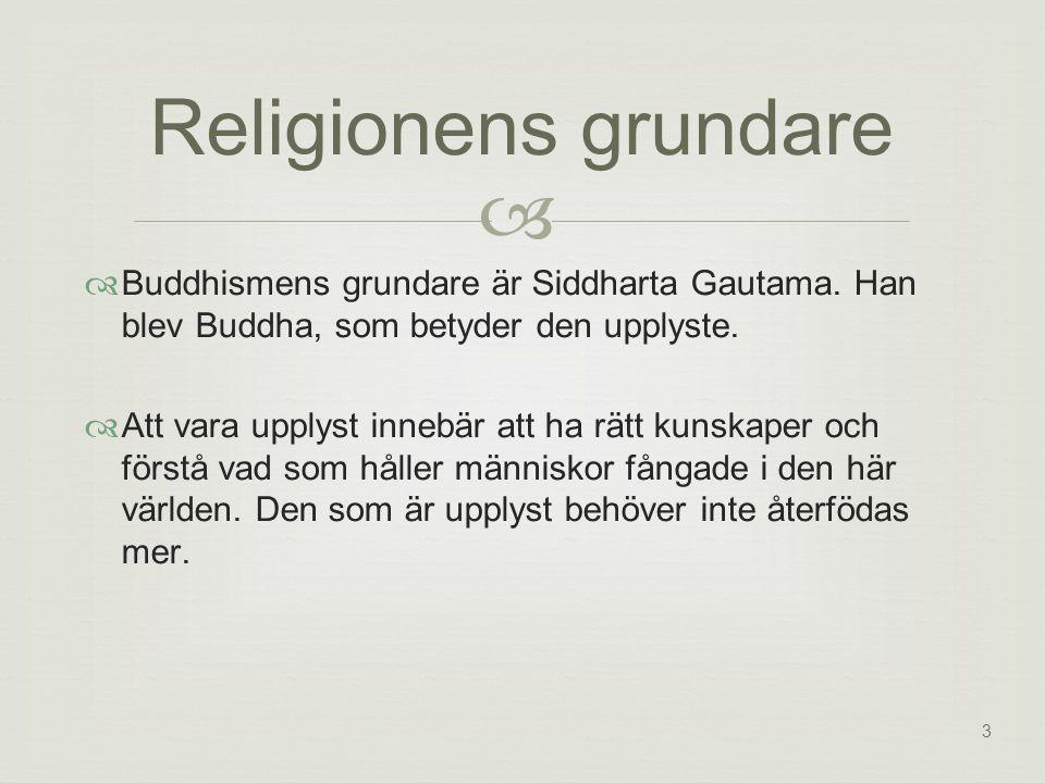 Religionens grundare 