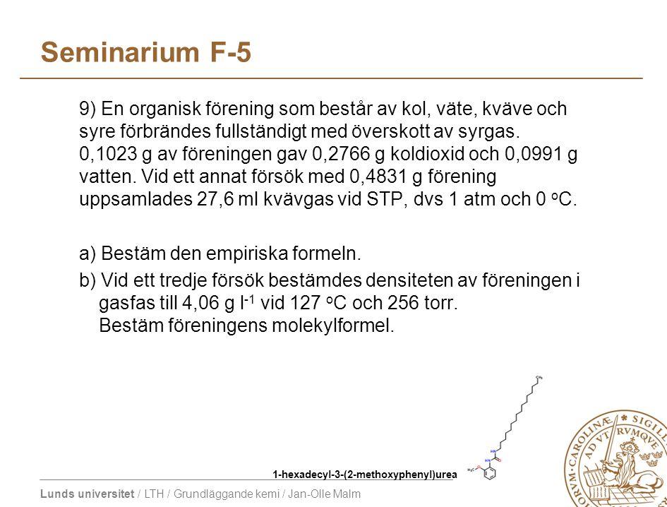 Seminarium F-5
