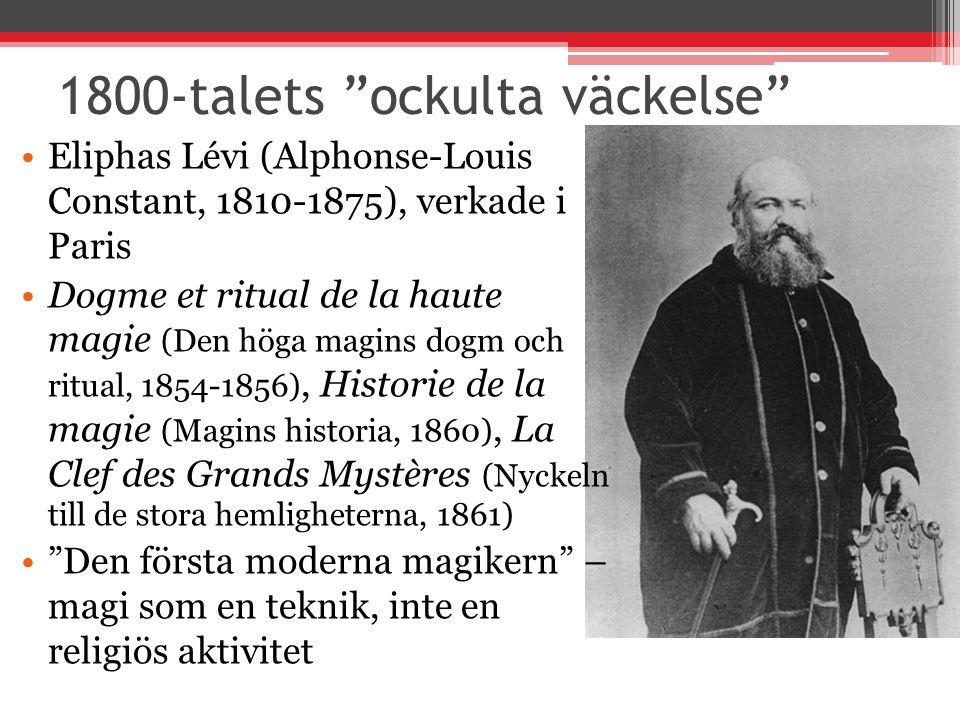 1800-talets ockulta väckelse