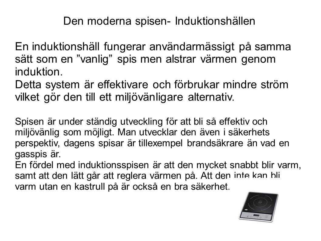Tekniska system Spisplatta. - ppt ladda ner : spis induktionshäll : Inredning
