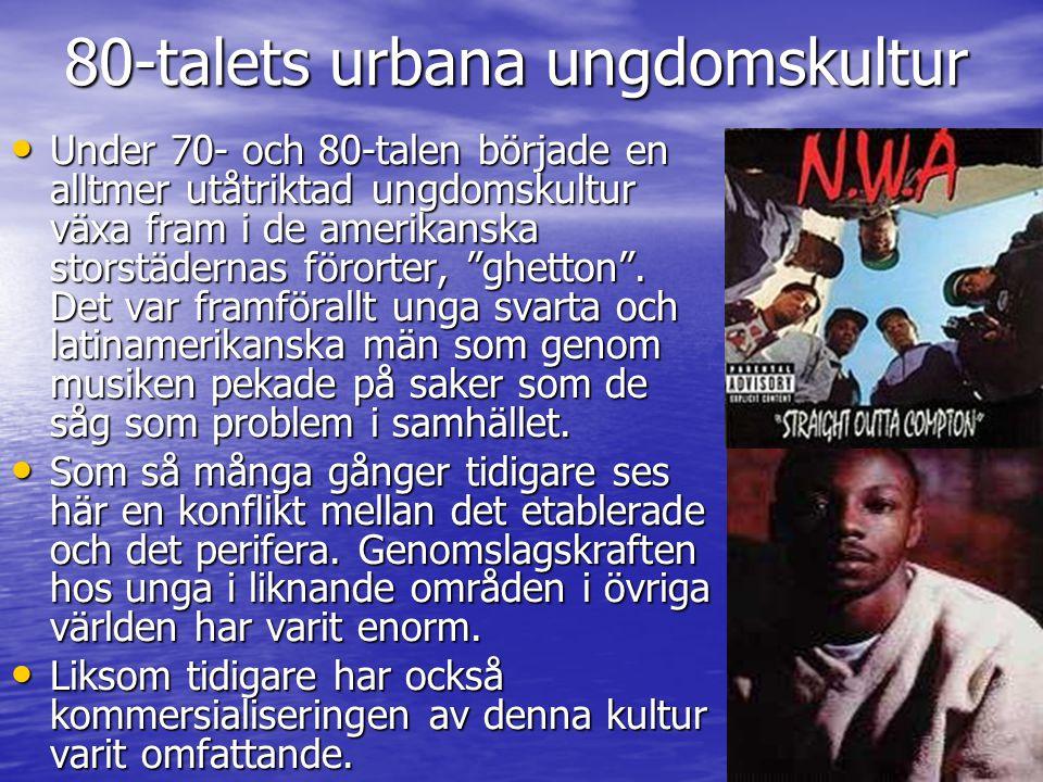 80-talets urbana ungdomskultur