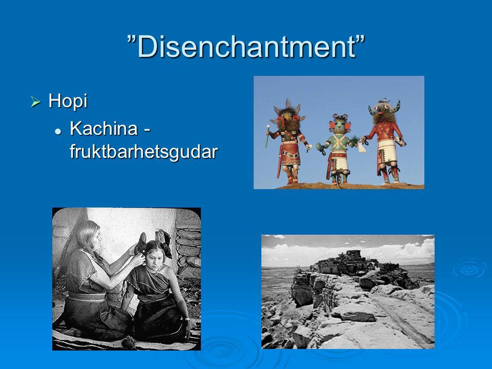 Disenchantment Hopi Kachina - fruktbarhetsgudar