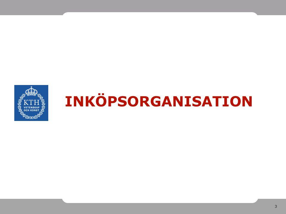Inköpsorganisation
