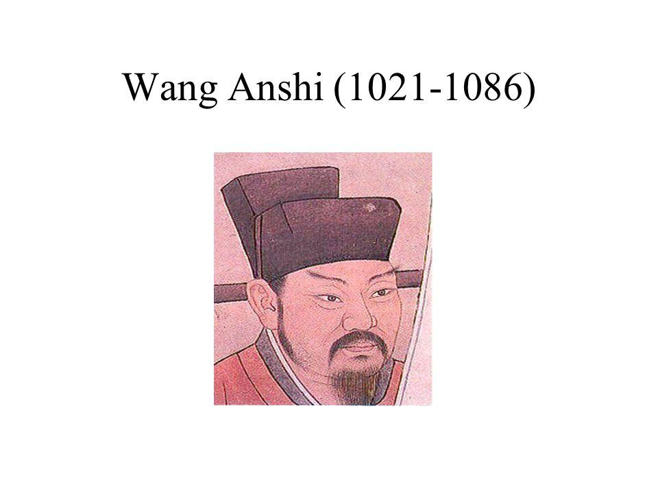 Wang Anshi (1021-1086)