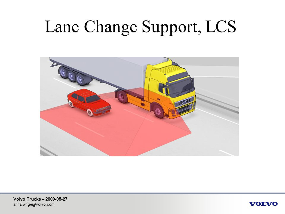 Lane Change Support, LCS