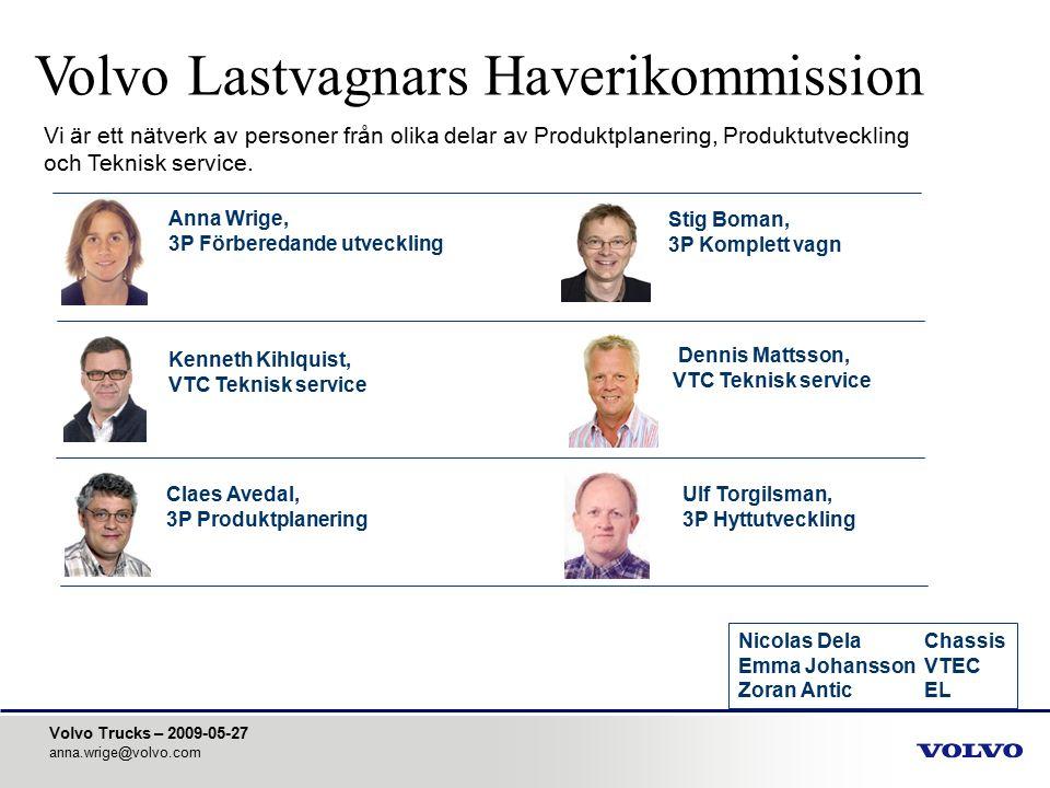 Volvo Lastvagnars Haverikommission