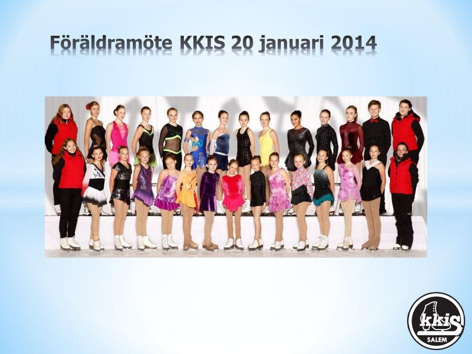 Föräldramöte KKIS 20 januari 2014
