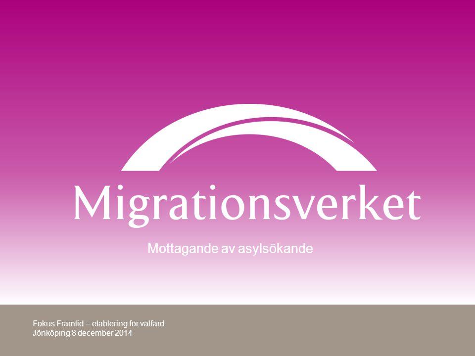 Mottagande av asylsökande