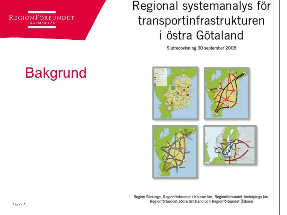 Bakgrund © Regionförbundet i Kalmar län 2007