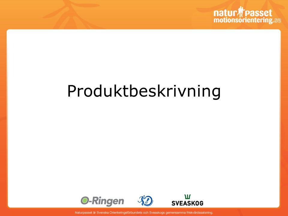 Produktbeskrivning