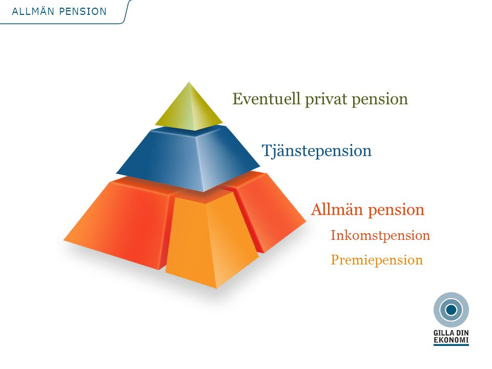 Eventuell privat pension