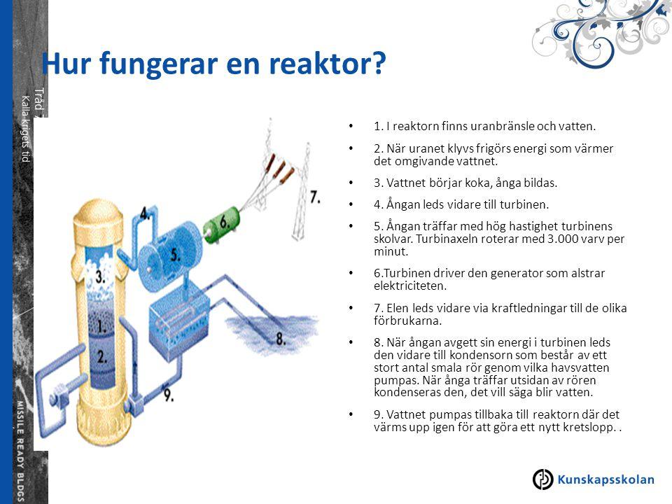 Hur fungerar en reaktor