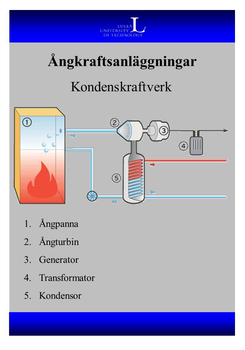 Ångkraftsanläggningar