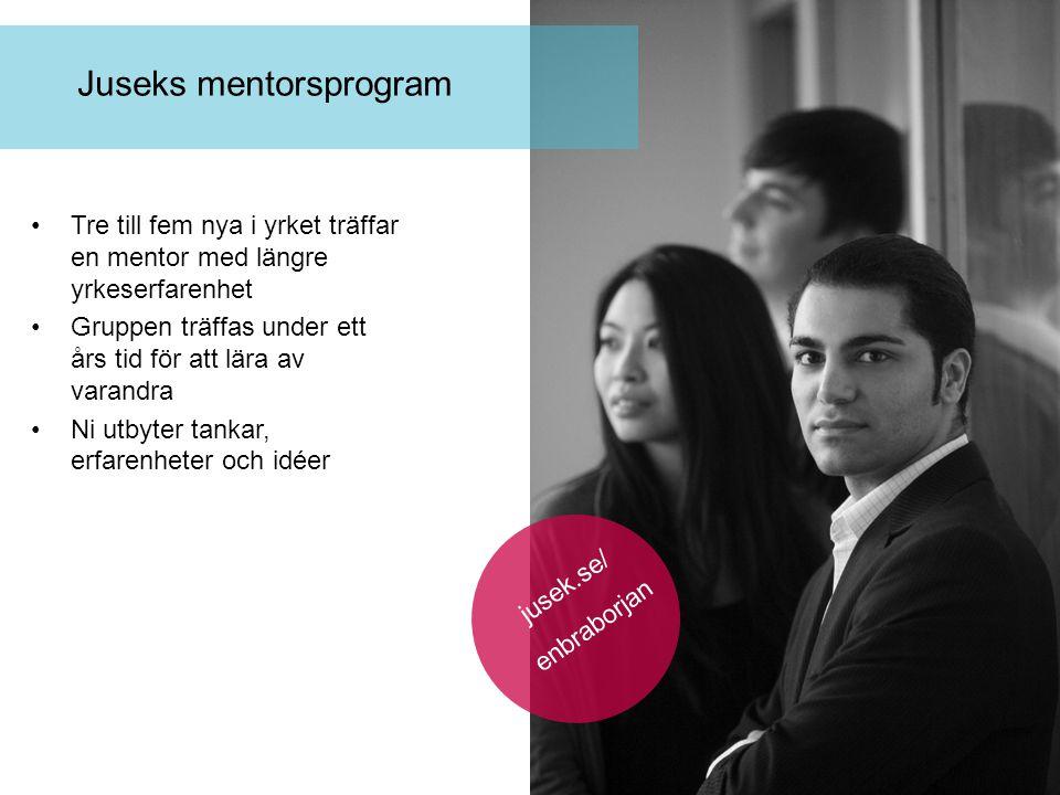 Juseks mentorsprogram