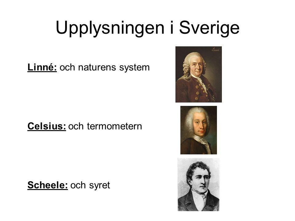 Upplysningen i Sverige