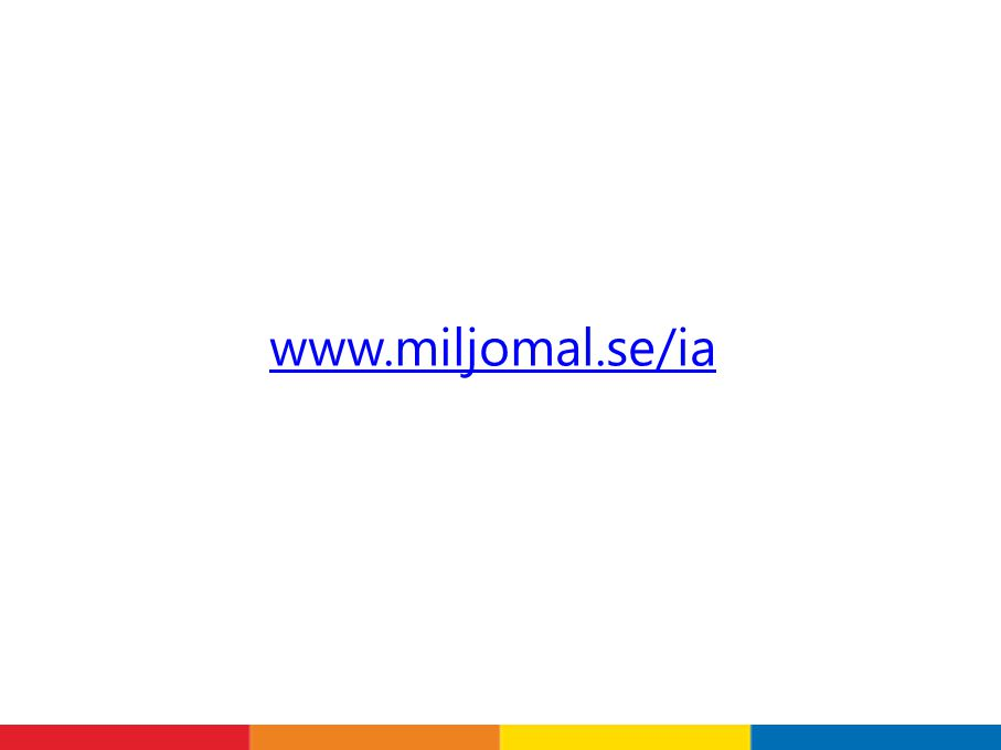 www.miljomal.se/ia
