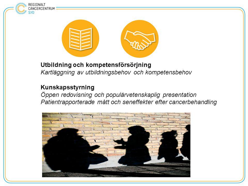 Utbildning och kompetensförsörjning