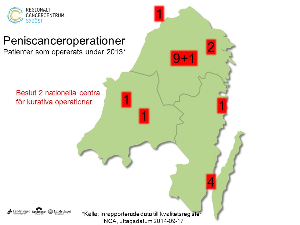 1 2 9+1 1 1 1 4 Peniscanceroperationer