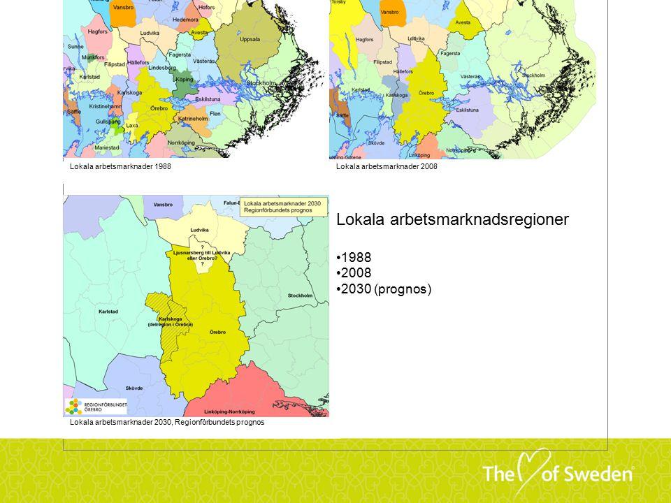 Lokala arbetsmarknadsregioner