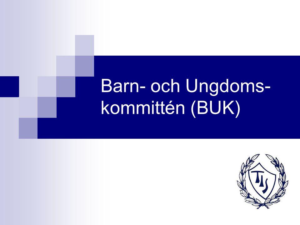 Barn- och Ungdoms-kommittén (BUK)