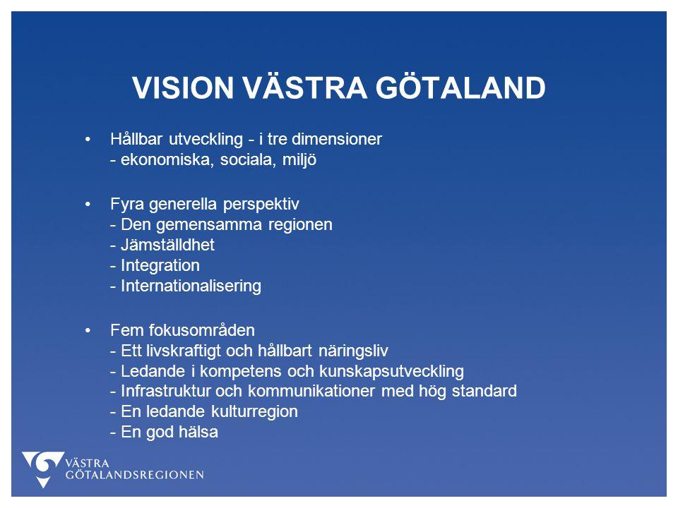 VISION VÄSTRA GÖTALAND
