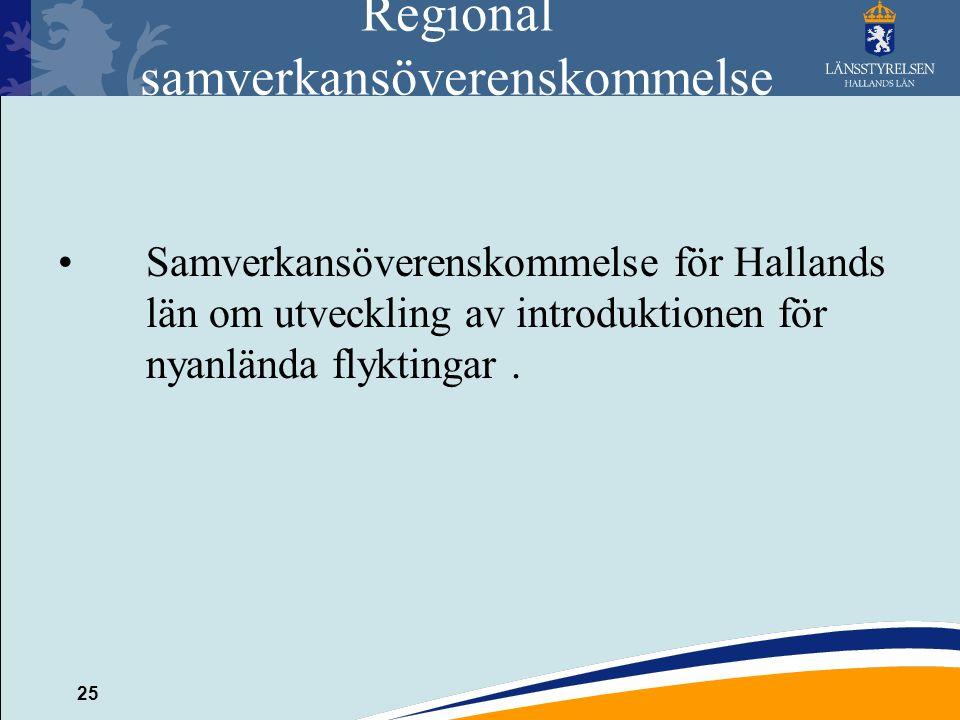 Regional samverkansöverenskommelse