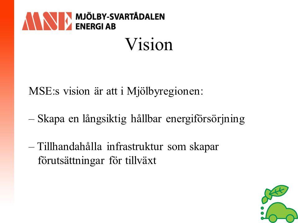 Vision MSE:s vision är att i Mjölbyregionen: