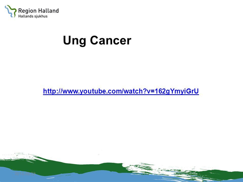 Ung Cancer http://www.youtube.com/watch v=162gYmyiGrU 2010-04-22