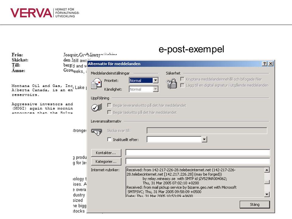 e-post-exempel