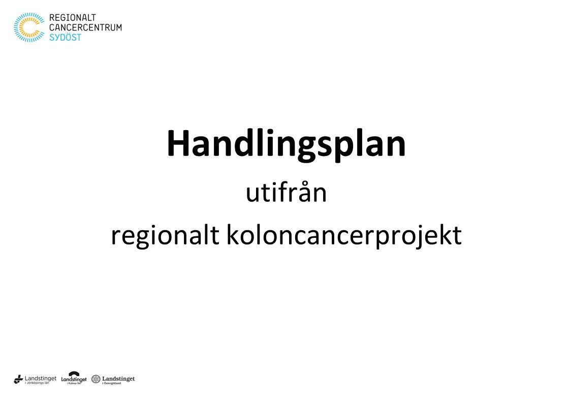 regionalt koloncancerprojekt