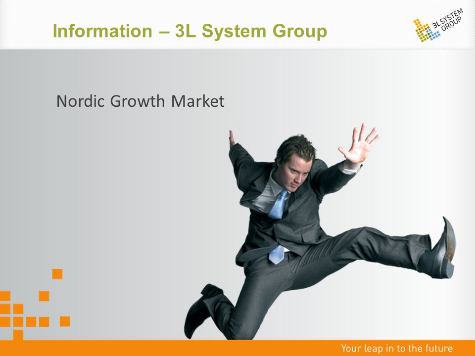 Information – 3L System Group