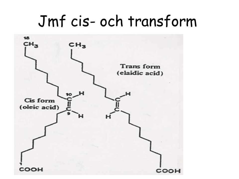 Jmf cis- och transform