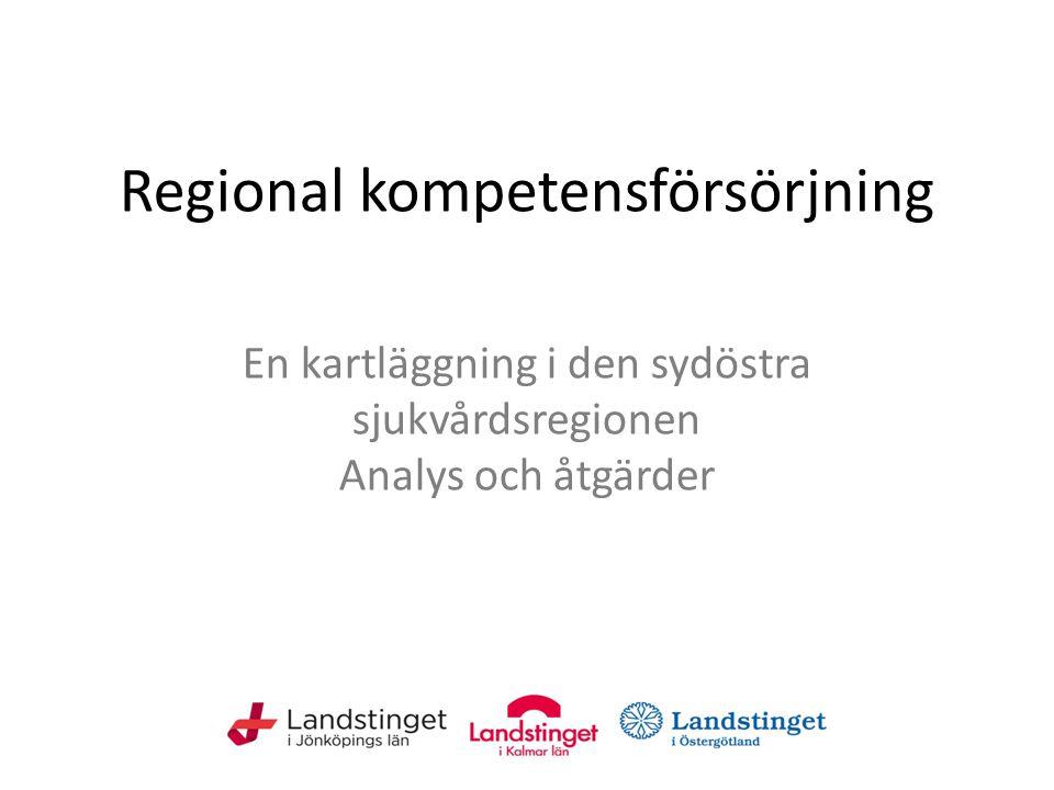 Regional kompetensförsörjning