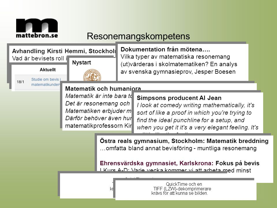 Resonemangskompetens