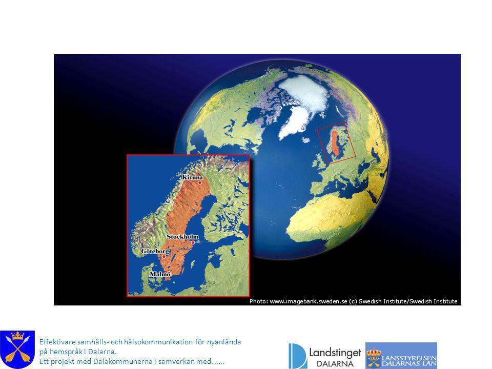 Sverige i världen (Kommunikatören berättar)